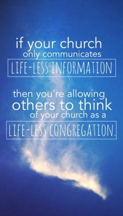 life-less congregation quote