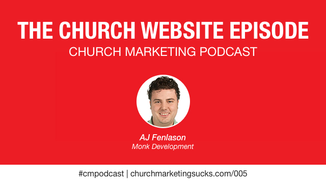 church website episode_podcast
