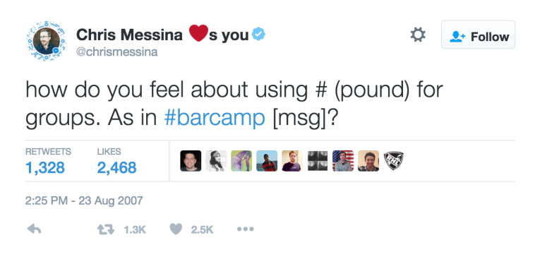 chris-messina-hashtag-tweet